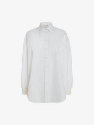 Cocoon Sleeve Shirt