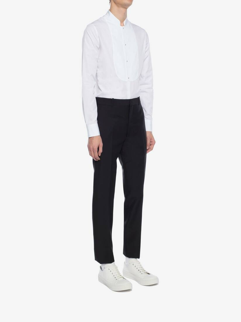Display a large version of the product image 3 - Pantaloni Sartoriali Aderenti