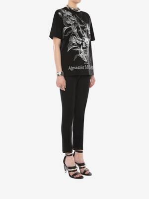Iris Skull T-Shirt