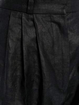 Linen Peg Trouser