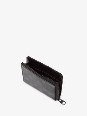 Biker Skull Mini Wallet
