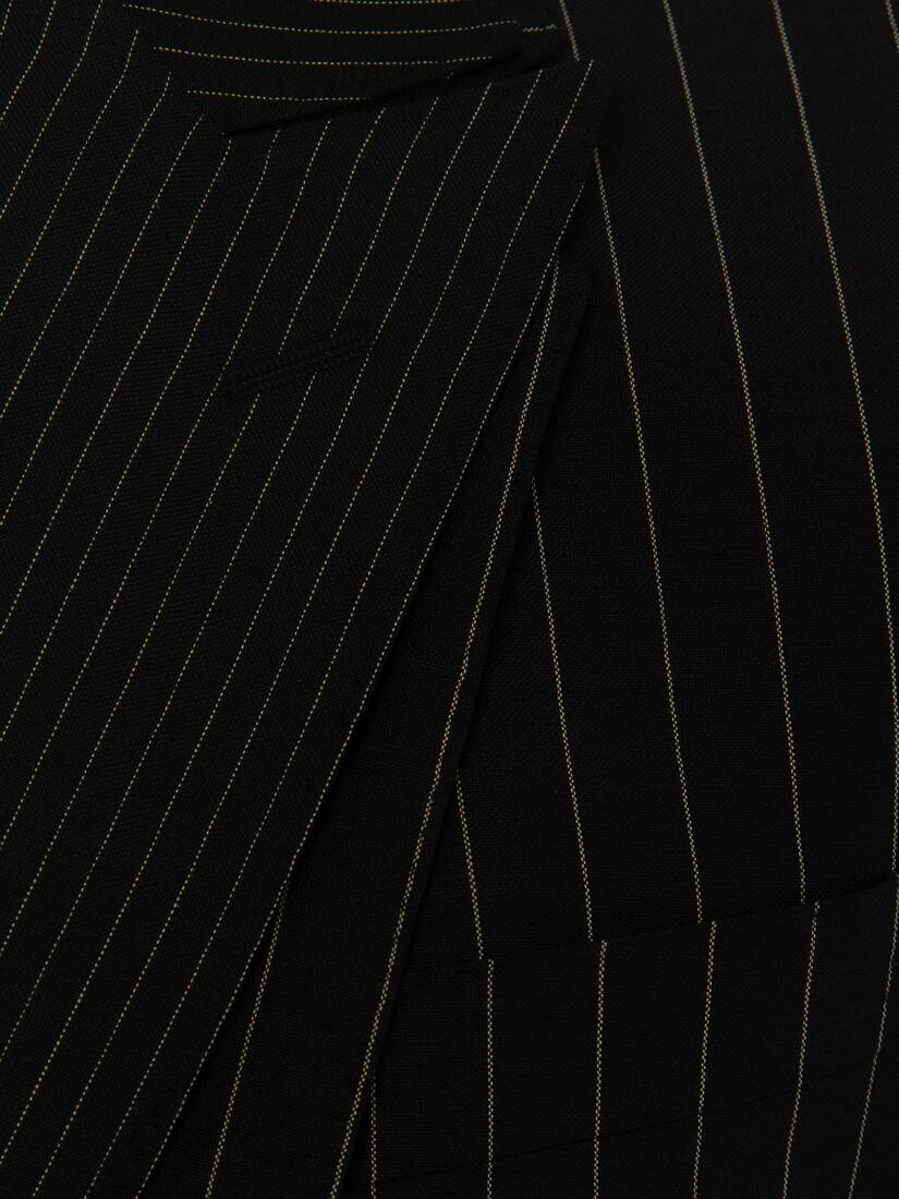 Display a large version of the product image 5 - Trompe-l'œil Pinstripe Jacket
