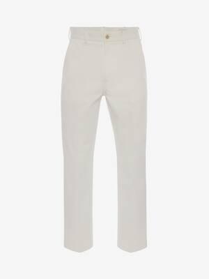 Cotton Gabardine Trouser