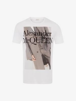 아틀리에 프린트 티셔츠