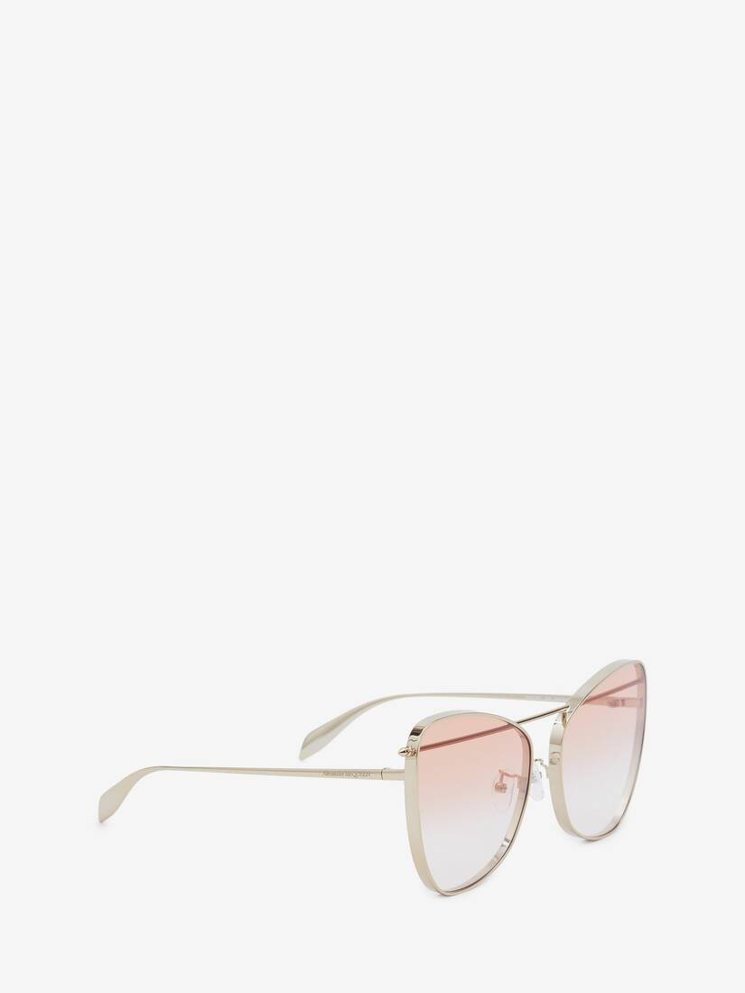 Display a large version of the product image 3 - Piercing Butterfly Sunglasses