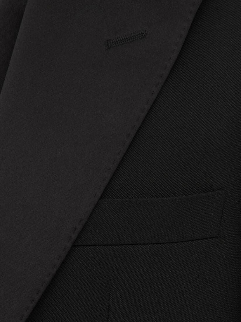 Display a large version of the product image 6 - Double-Lapel Tuxedo Jacket