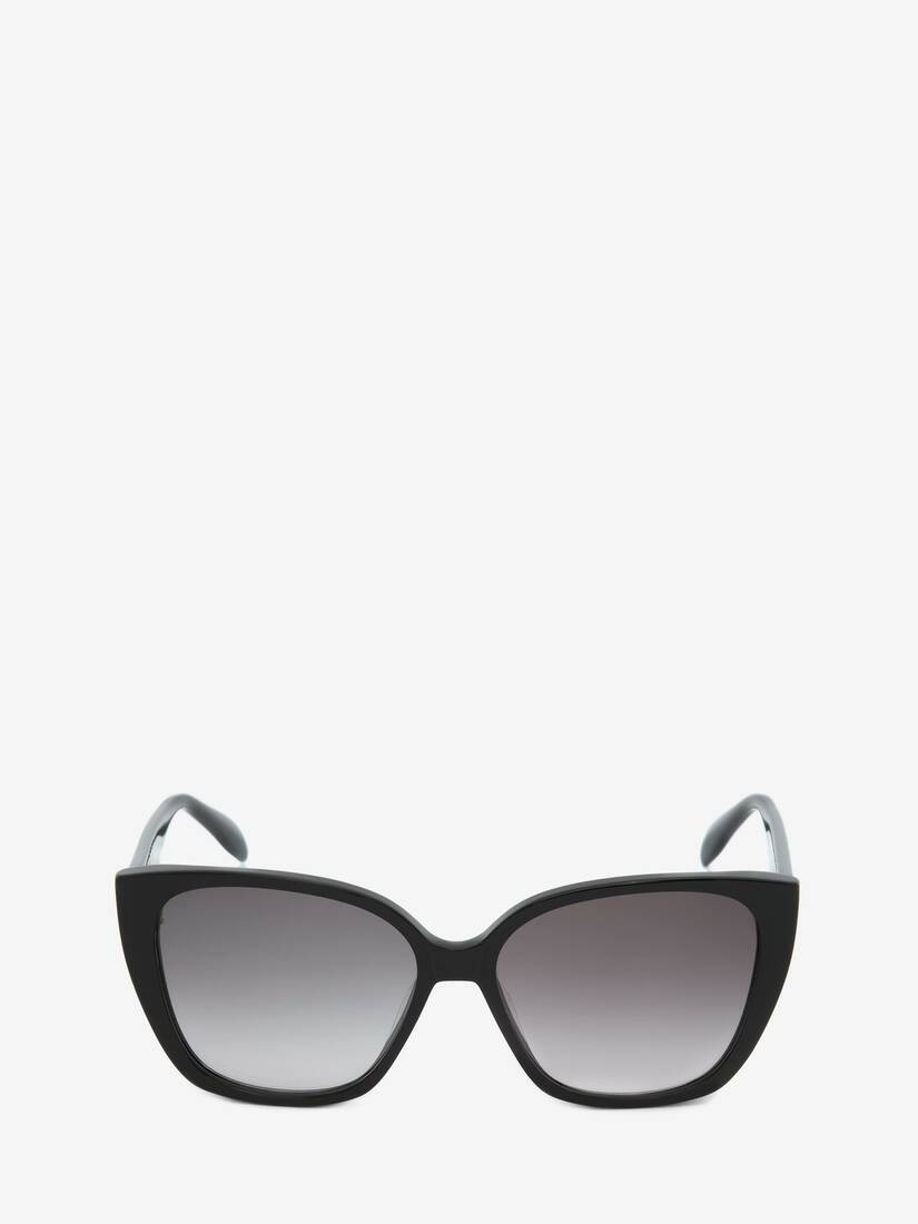 Display a large version of the product image 1 - Seal Logo Square Sunglasses