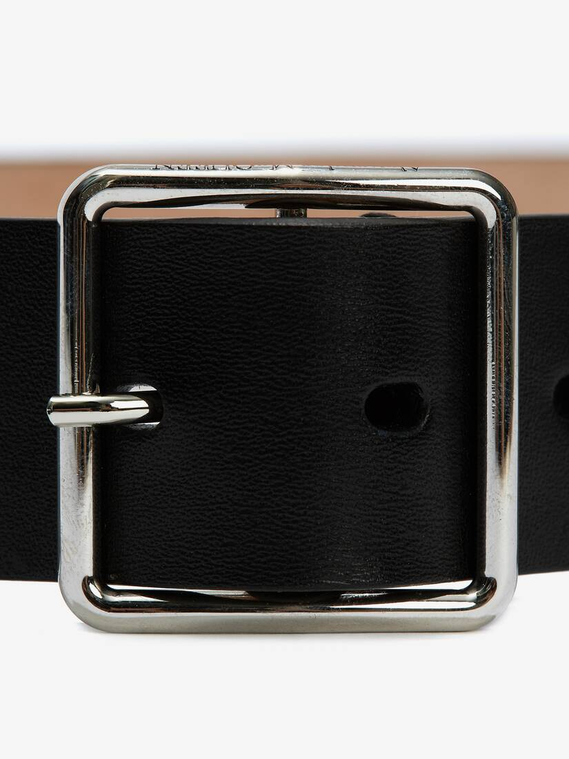 Display a large version of the product image 3 - Double Buckle Belt