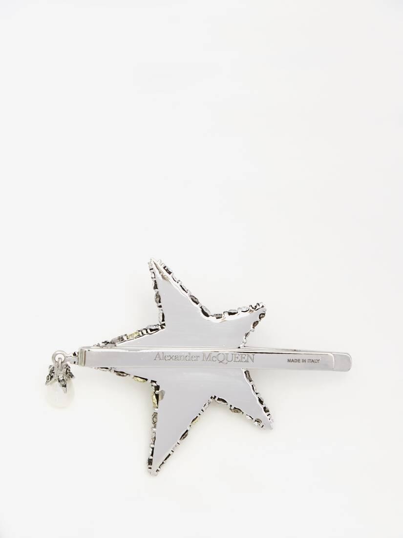 Barrette étoile