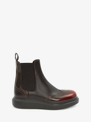 Hybride Chelsea-Boots