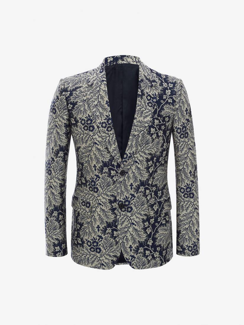 Display a large version of the product image 1 - Ivy Creeper Jacquard Jacket