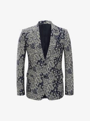 Ivy Creeper Jacquard Jacket