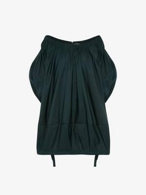 Mini robe à épaules dénudées