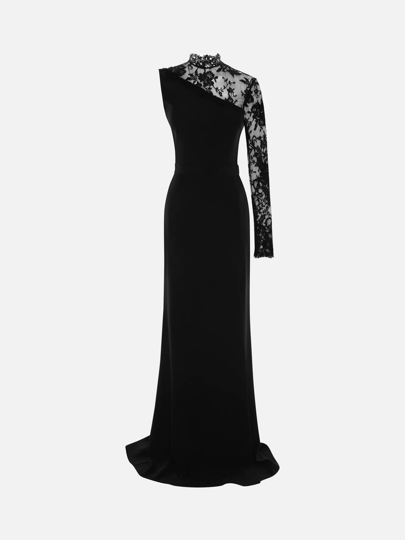 Display a large version of the product image 1 - Lace Evening Dress