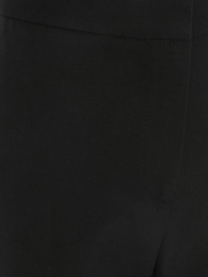 Display a large version of the product image 5 - Light Wool Silk Cigarette Trouser