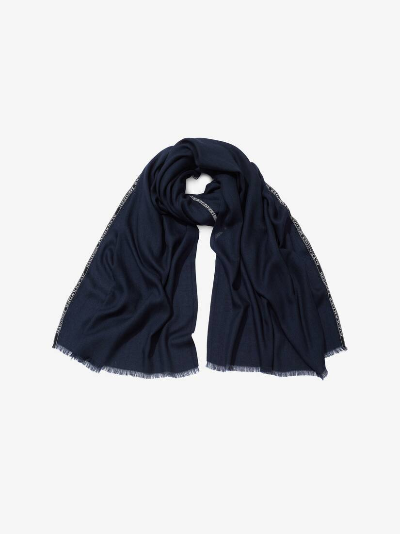 Display a large version of the product image 2 - Selvedge Scarf