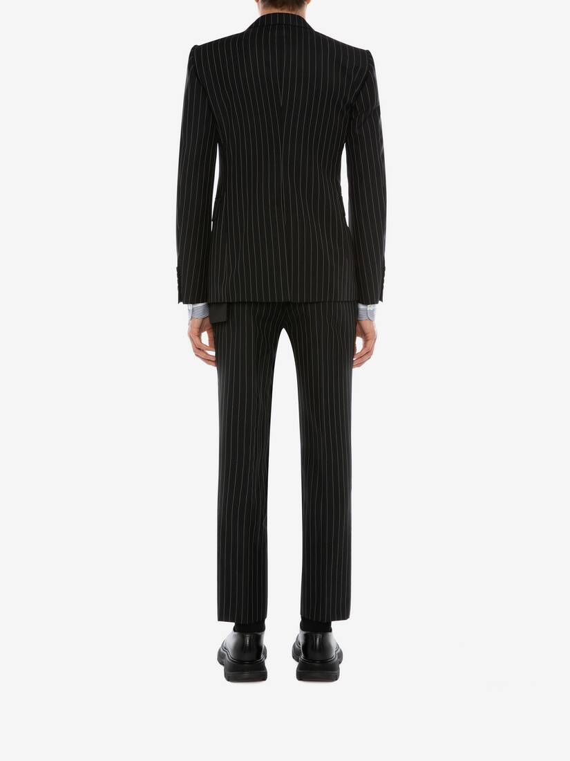 Display a large version of the product image 4 - Pinstripe Trousers
