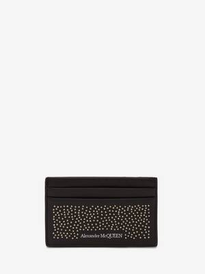 Studded Card Holder