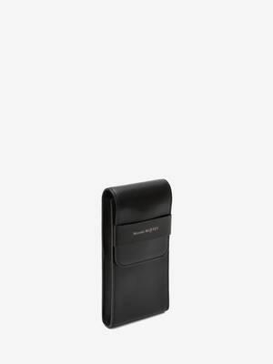 Pochette pour téléphone en cuir