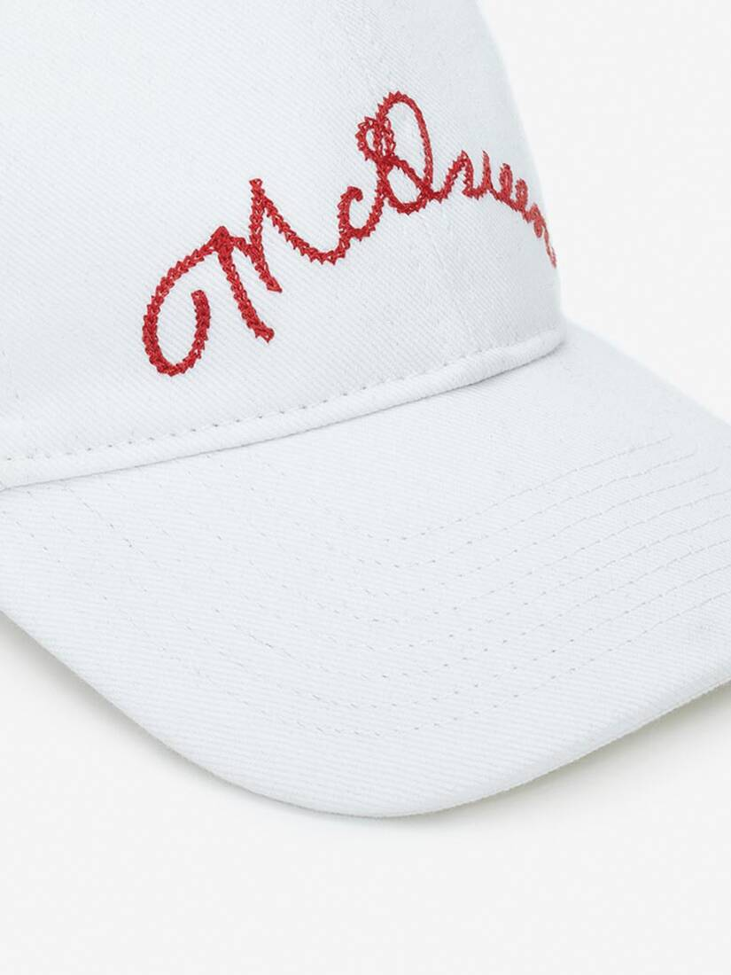 Display a large version of the product image 5 - McQueen Baseball Cap