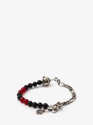 Bracelet Beads and Skull