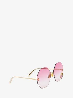 Beetle Jewelled Sunglasses