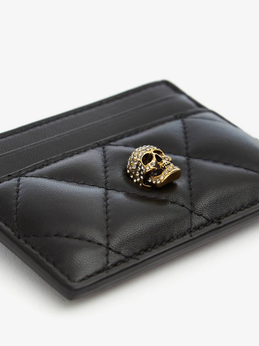 Display a large version of the product image 4 - Skull Card Holder