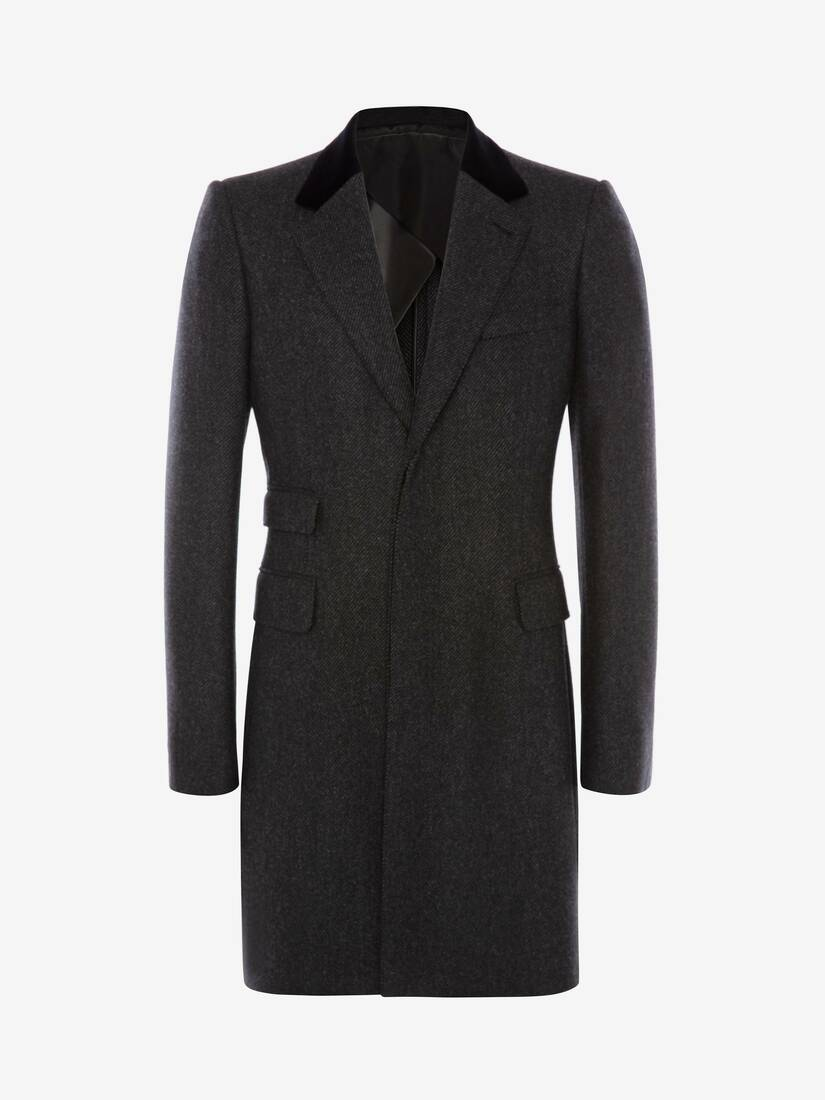 Display a large version of the product image 1 - Heritage Wool Coat