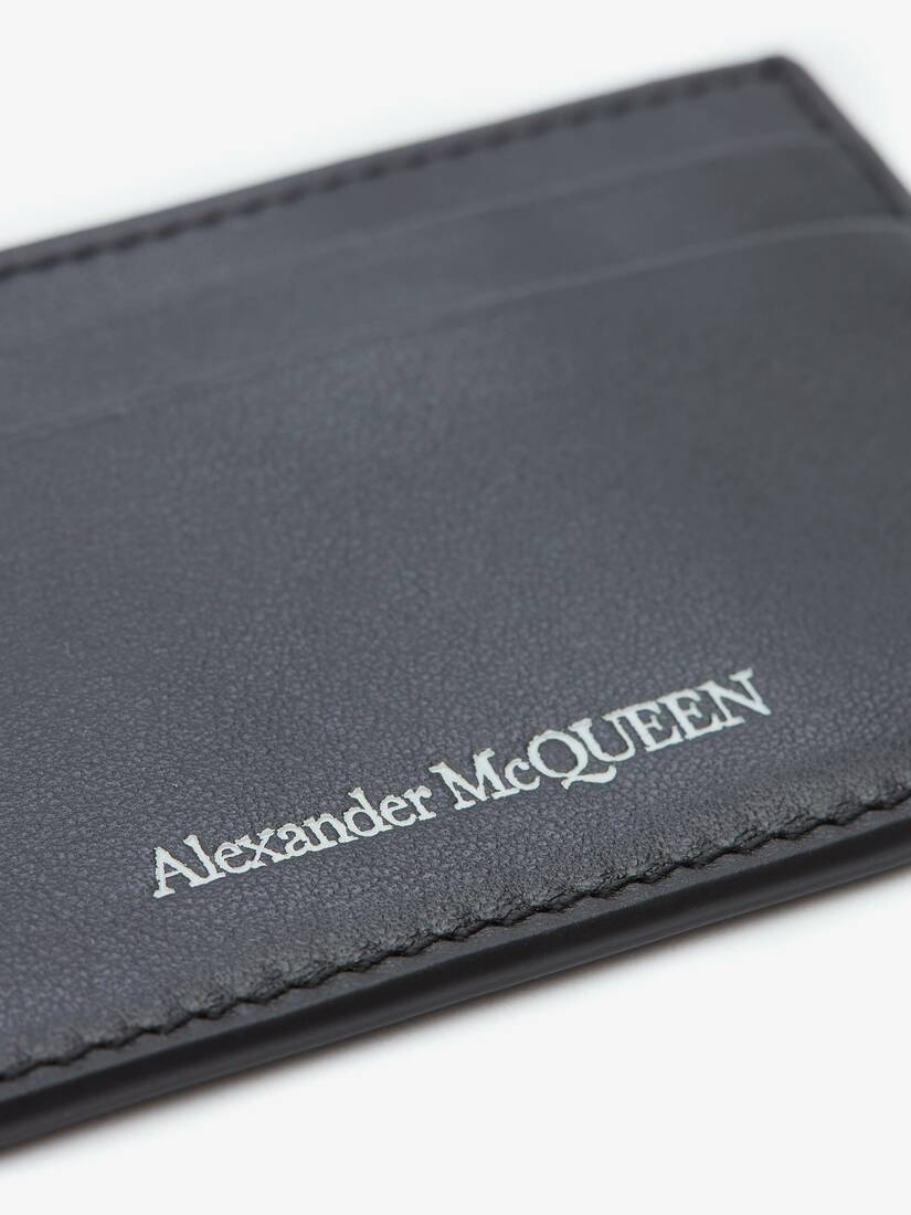 Display a large version of the product image 4 - Leather Cardholder