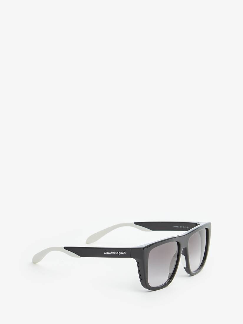Display a large version of the product image 3 - Court Rectangular Sunglasses