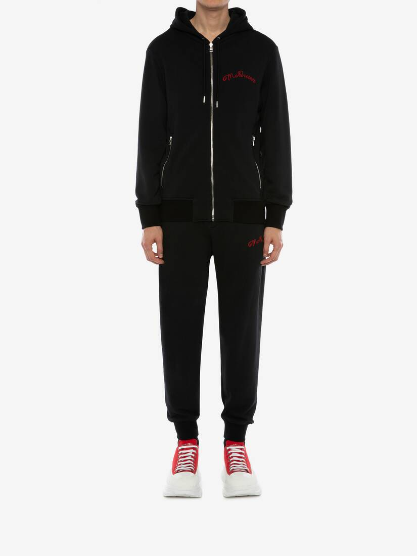 McQueen Hooded Sweatshirt