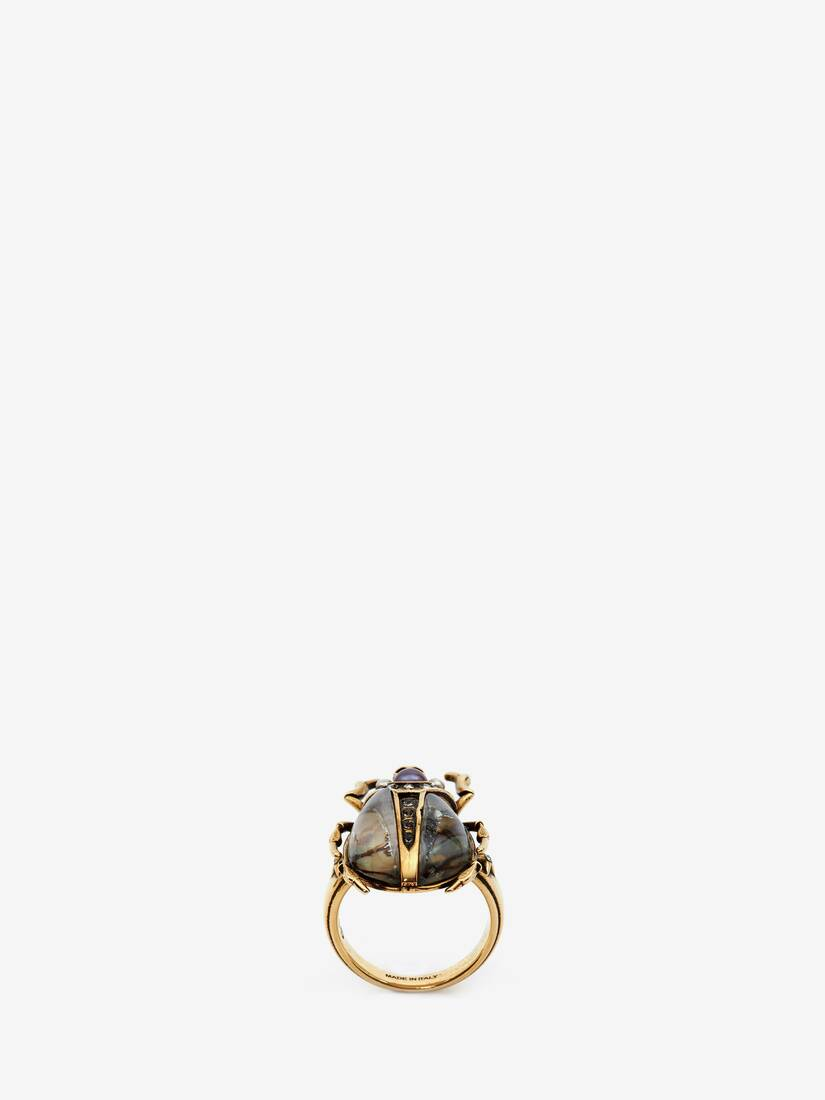 Display a large version of the product image 1 - Beetle Ring