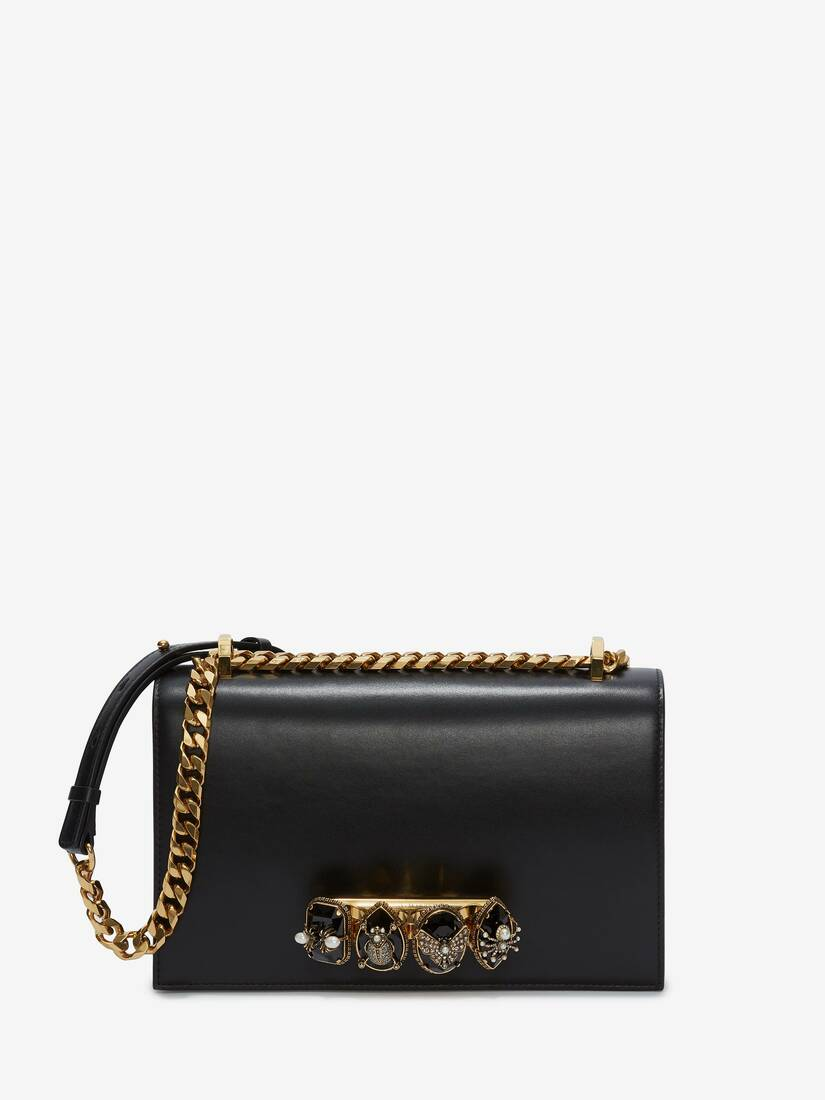 Display a large version of the product image 1 - Jewelled Satchel