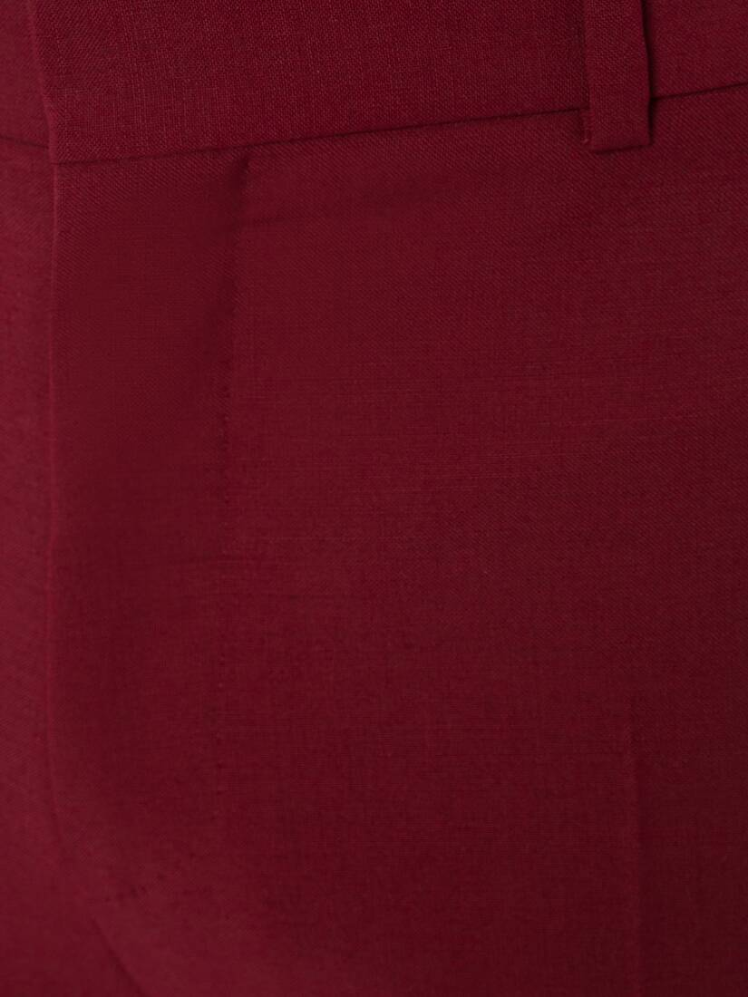Display a large version of the product image 6 - Wool Mohair Trousers