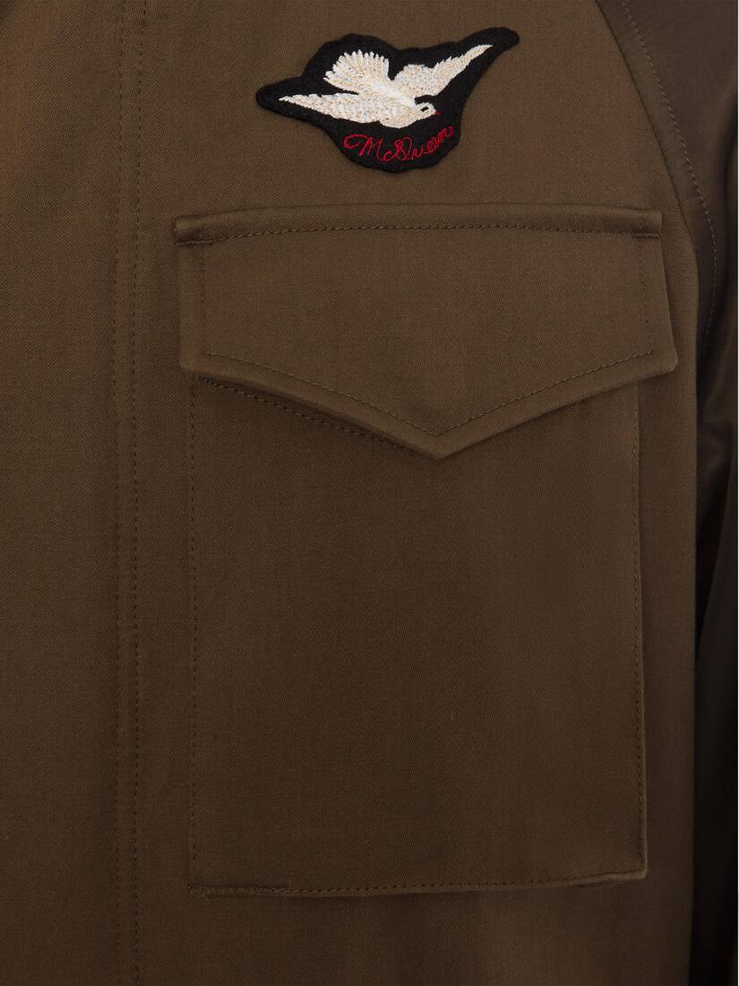Display a large version of the product image 6 - Field Jacket