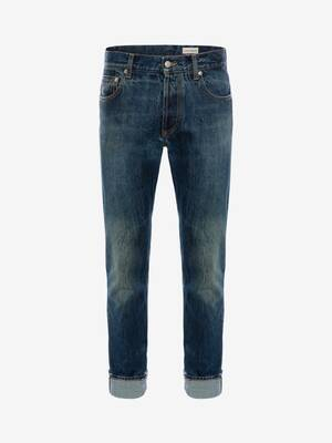 Signature Selvedge Denim Jeans