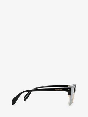Piercing Square Sunglasses
