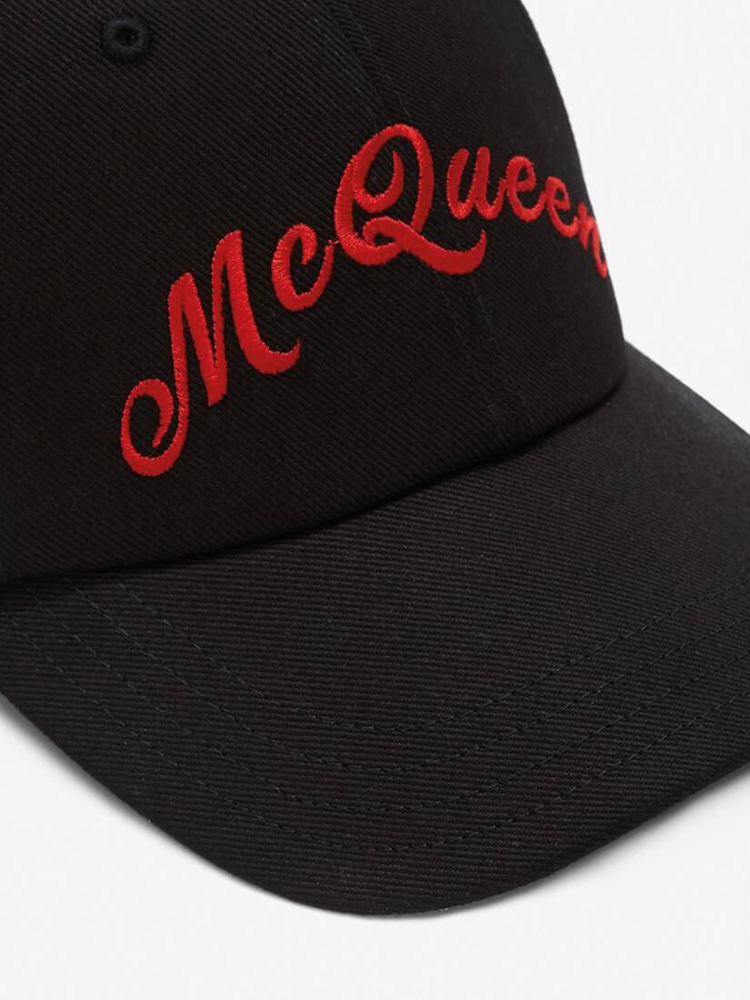 Display a large version of the product image 4 - Basecap mit McQueen-Logo
