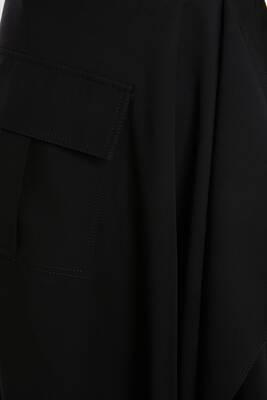 Military Wrap Skirt