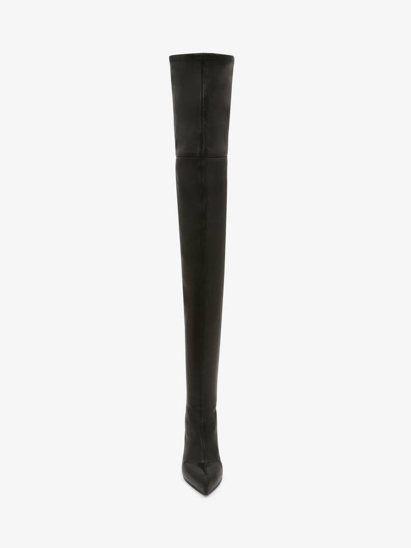 Display a large version of the product image 4 - Thigh-High Peak Boot